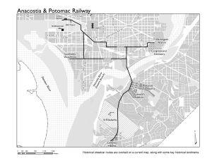 Anacostia and Potomac Railway