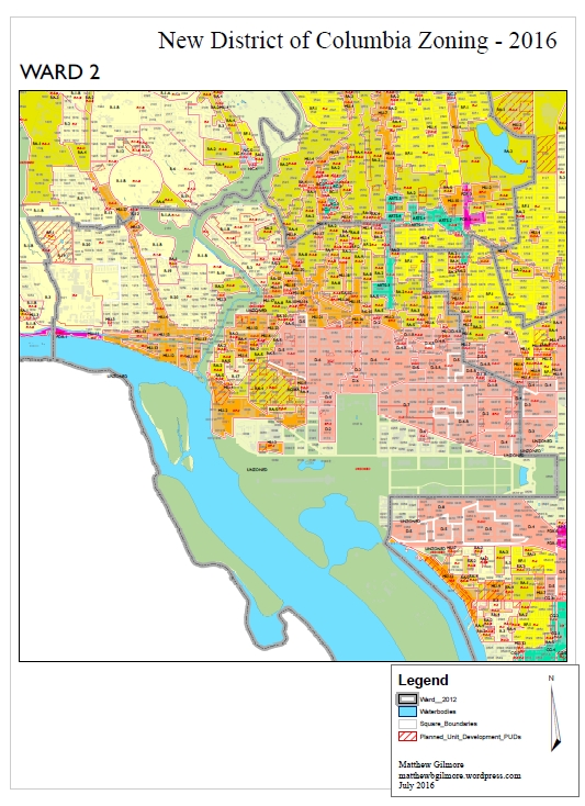 New Zoning for the District of Columbia – September 6, 2016 ... on